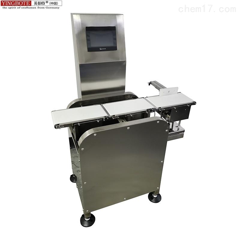 重量分选称重量检测分选机设计
