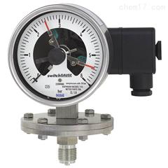 PGT43.100, PGT43.160WIKA威卡带电信号输出膜片式压力表物超所值