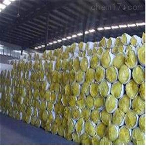 玻璃棉卷毡生产工艺