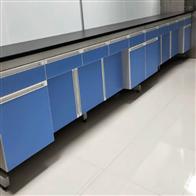 MY802钢木实验台大理石高温台全钢操作台