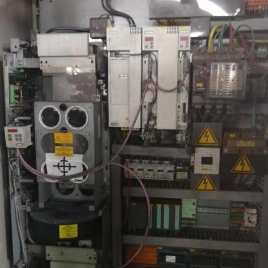 十年专修西门子变频器6SE70工作中跳闸解决