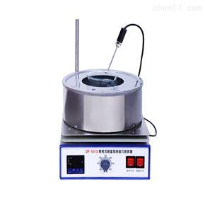 秋佐科技DF-101T-15L集热式磁力搅拌器实验