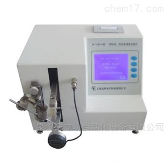 YY/T0274-QD江苏卖牙科洁刮治器强度试验仪详细介绍