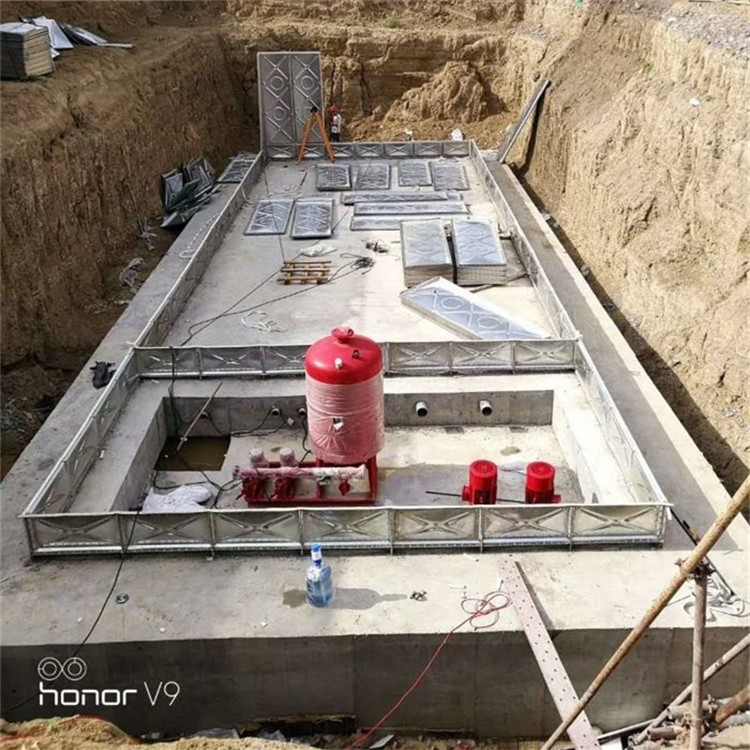 地埋式增压箱泵一体化给水设备选择