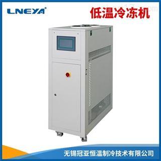 LN-15W工業中型冷凍機的制冷循環的四個進程