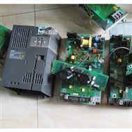 西门子变频器红灯亮报故障维修