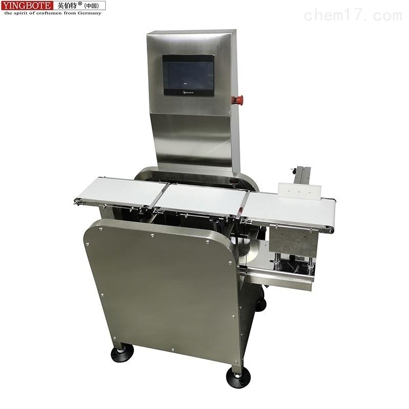重量检测分选机自动称重选别机原理