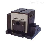 M-466A紧凑型 XYZ 光纤对准挠性平移台