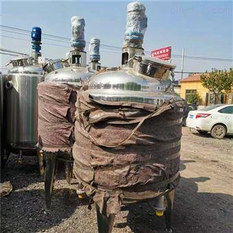 高价回收二手高压反应釜各种型号