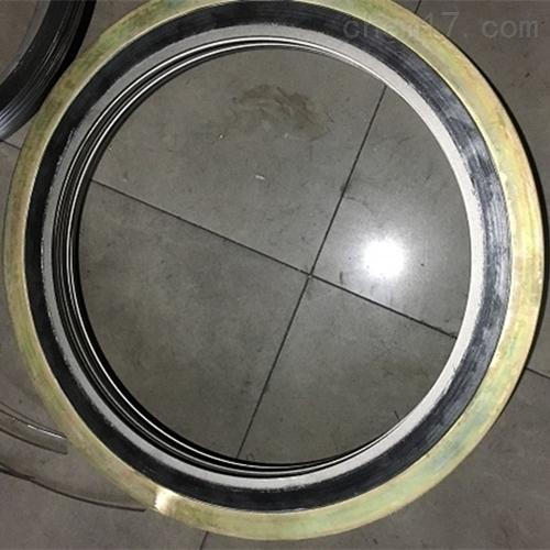 不銹鋼D型金屬石墨纏繞墊片