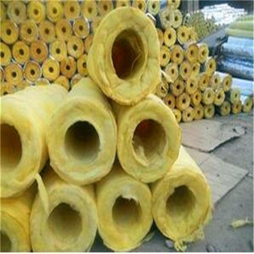 可定制防火玻璃棉管 防潮建筑建材