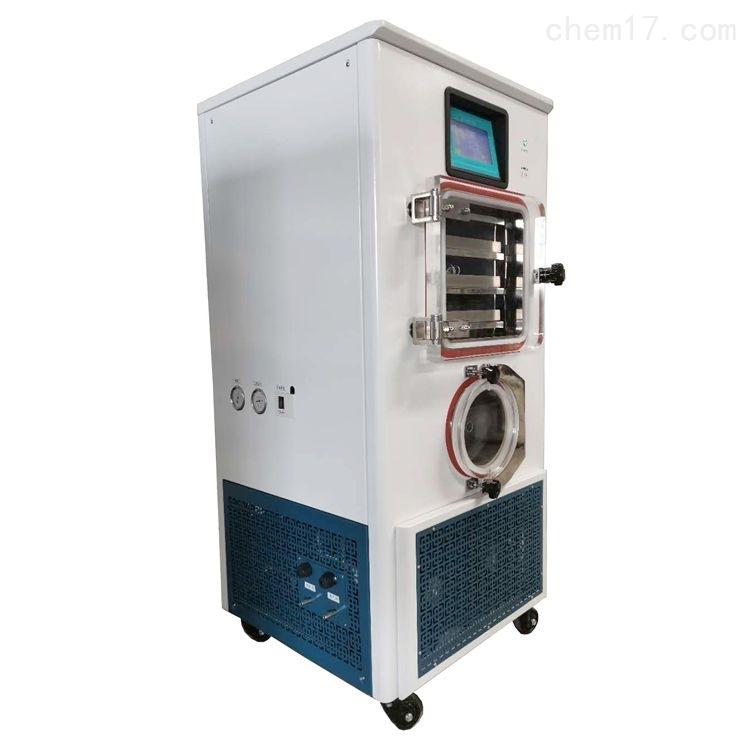 LGJ-20F硅油加热中试真空冷冻干燥机价格