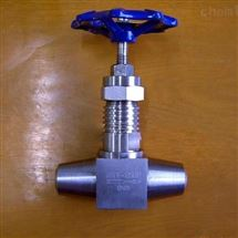 J61針型閥