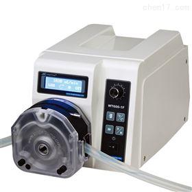 WT600-1F保定兰格分配型灌装蠕动泵