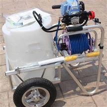 轮式动力喷雾器 GS51 EMR-50L手推式动力喷雾器