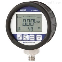 CPG500德国WIKA数字式压力表
