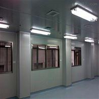HZD青島電子制造潔凈室空調系統的設計安裝