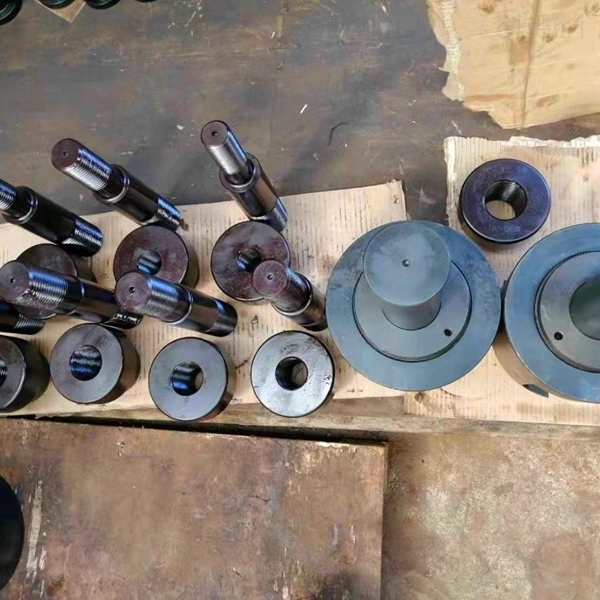 高强螺栓楔负载试验夹具*