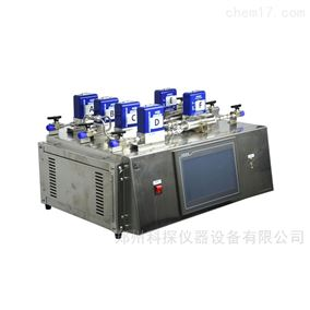 质量流量计多种气体混合配比器