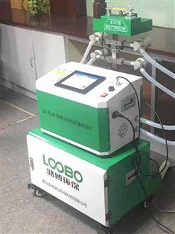 LB-2116B生物安全柜质量检测仪