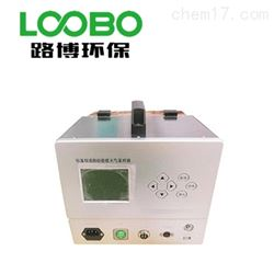 LB-2400智能恒流双路空气采样器