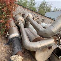 二手3吨钛材多效强制循环蒸发器