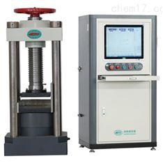 電液伺服壓力試驗機 (手動絲杠)