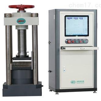 电液伺服压力试验机 (手动丝杠)