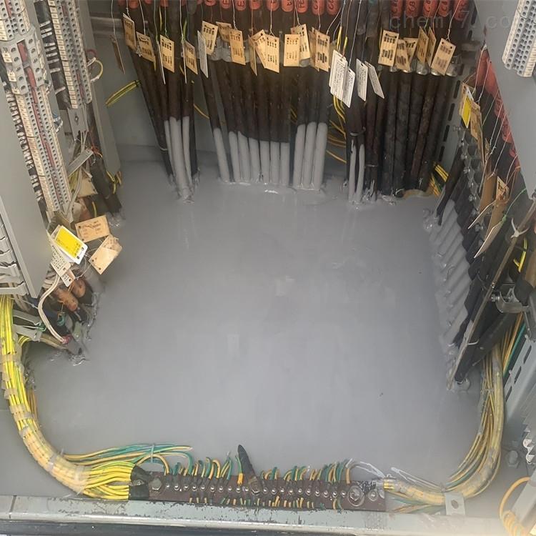 电力电柜底板液体防潮封堵材料