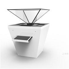 全息投影展示柜,学校VR实训室展厅3D全息柜