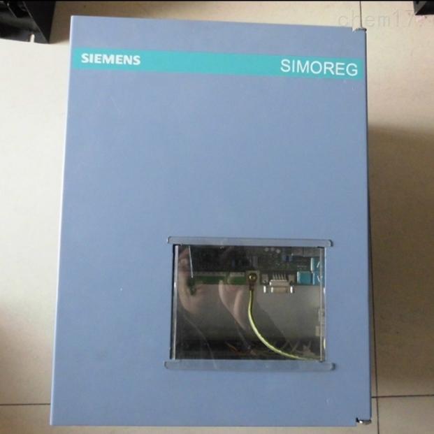 西门子6RA28直流调速器上电就报F25