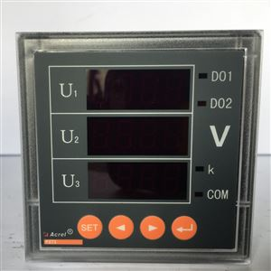 数显交流电压表