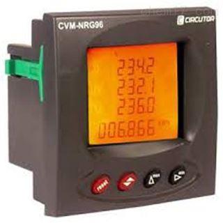 CVM-NRG 96-ITF西班牙Circutor电能质量分析仪CVM-NRG96