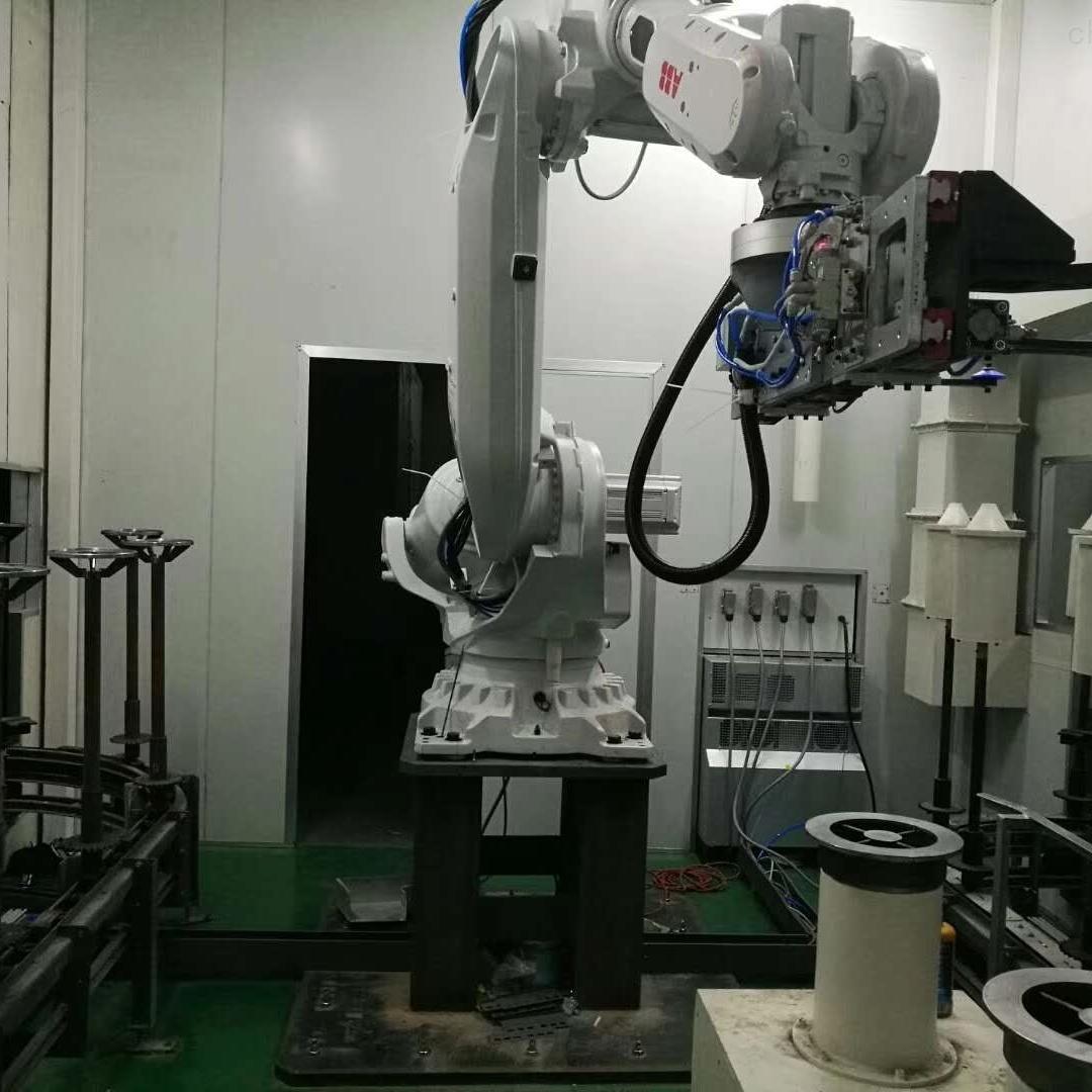 ABB机器人开机自动反复重启故障修理电话
