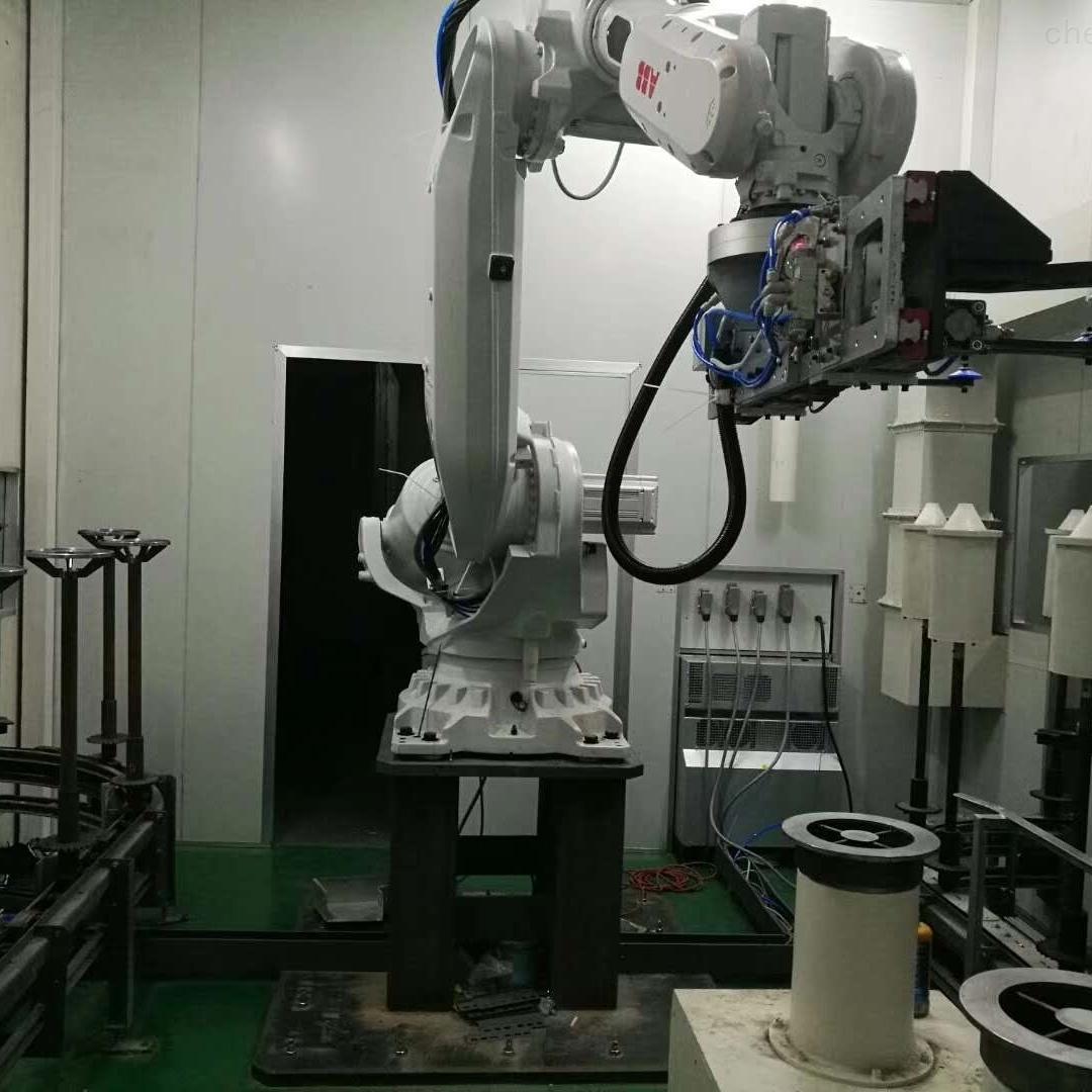 ABB机器人示教器显示泄流电阻电路开路维修