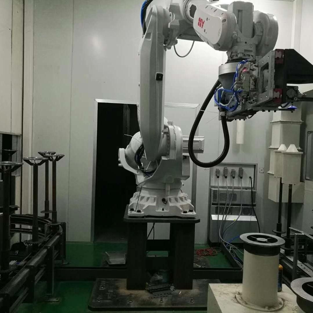 ABB机器人示教器报警电机电流警告当天修好