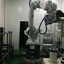 ABB上门修理ABB机器人示教器报警电机电流警告当天修好