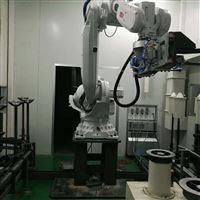 ABB机器人报警直流链路电压过低警告修理