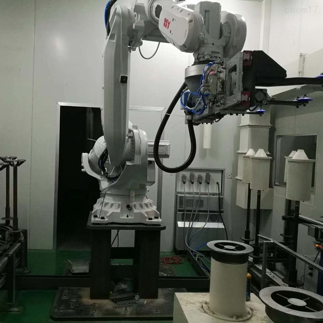 ABB机器人示教器报警通信错误过多维修方法