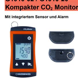 G1910GreisingerCO2二氧化碳检测仪监测仪手持式