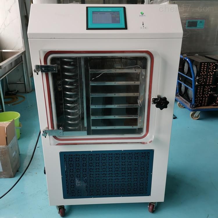 中试胶体金冷冻干燥机LGJ-30FD价格