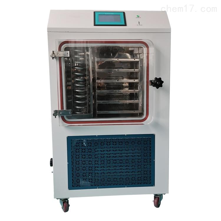 生物多肽中试冷冻干燥机LGJ-50FD价格