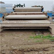 3.5米*13.5米处理二手广州绿丰3.5米带式压滤机