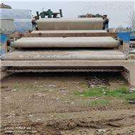 处理二手广州绿丰3.5米带式压滤机