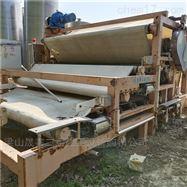 1米*5米二手广州绿丰1.5米*5米带式压滤机设备