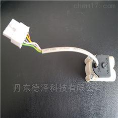 进口电导率、温度一体测量流量计