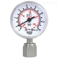 TC10-C德国WIKA威卡螺纹型热电偶温度计带护管