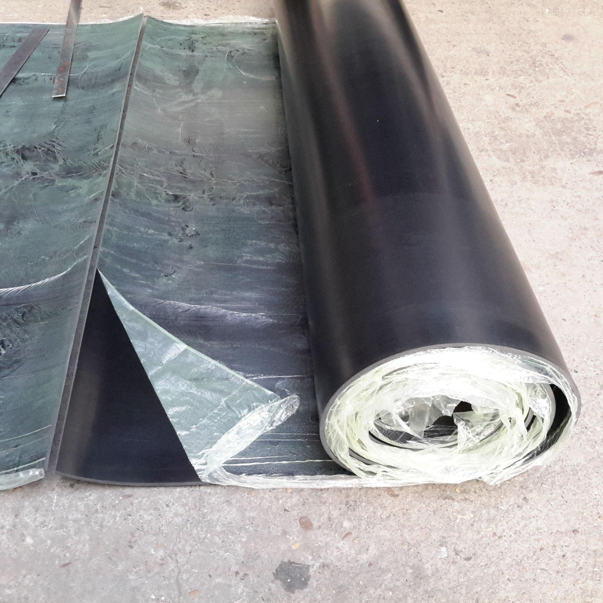 黑色橡胶板厂家