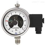 WIKA工業生產用波登管壓力表PGS23.100