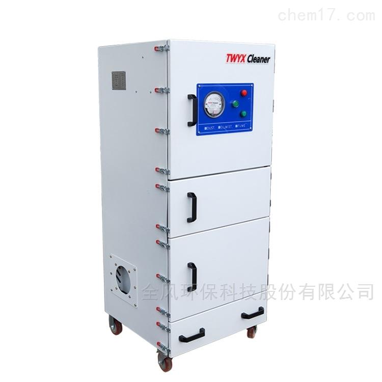 工业磨床柜式吸尘器